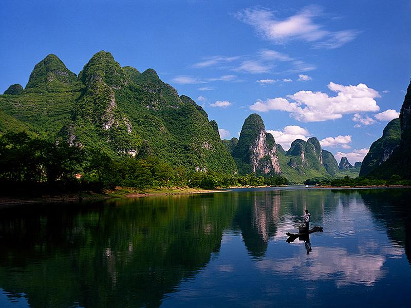 MERAVIGLIE CLASSICHE-11 giorni:Pechino-Xi'an-Guilin-Shanghai